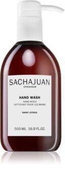 Sachajuan Shiny Citrus tekuté mýdlo na ruce