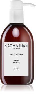 Sachajuan Ginger Flower lait corporel hydratant
