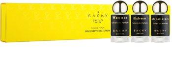 S.A.C.K.Y. Discovery Collection dárková sada IV. unisex