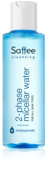 Saffee Cleansing kétfázisú micellás víz