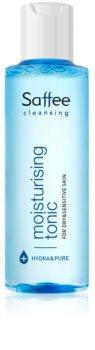 Saffee Cleansing lotion tonique hydratante pour peaux sensibles et sèches