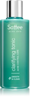 Saffee Acne Skin Cleansing Tonic for Problematic Skin, Acne