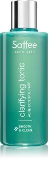 Saffee Acne Skin tonic pentru curatare pentru ten acneic