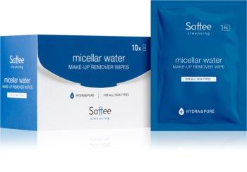 Saffee Cleansing почистващи мицеларни кърпички за лице