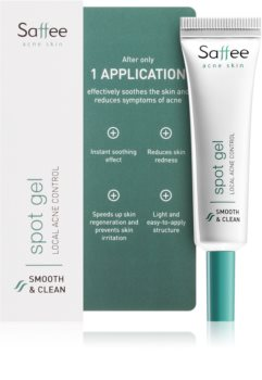 Saffee Acne Skin soin local anti-acné