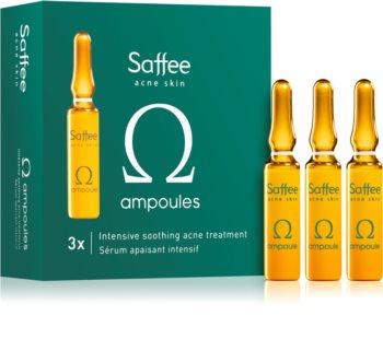 Saffee Acne Skin ampuly – 3-dňový štartovací balíček  pre zmiernenie prejavov akné
