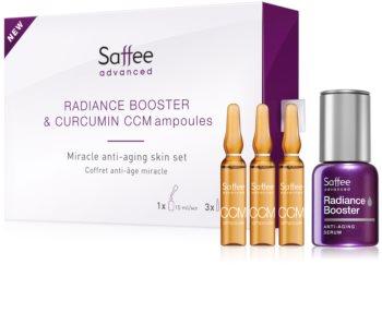 Saffee Advanced Flawless & Radiant Skin Set козметичен комплект IV. за жени
