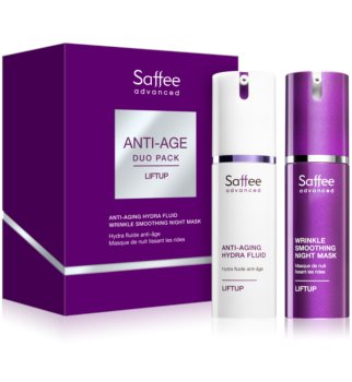 Saffee Advanced LIFTUP Cosmetic Set (with Anti-Wrinkle Effect)