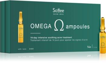 Saffee Acne Skin ampuly – 14-dňový štartovací balíček  pre zmiernenie prejavov akné