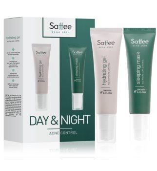 Saffee Acne Skin Kosmetik-Set  (für problematische Haut, Akne)
