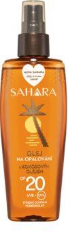 Sahara Sun Öl-Spray für Bräunung SPF 20