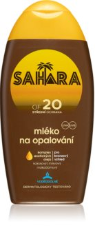 Sahara Sun Sun Body Lotion SPF 20