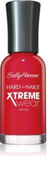 Sally Hansen Hard As Nails Xtreme Wear odżywczy lakier do paznokci