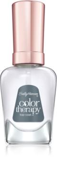 Sally Hansen Color Therapy nadlak za nohte z arganovim oljem