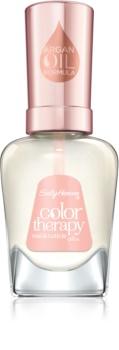 Sally Hansen Color Therapy huile cuticules et ongles sains à l'huile d'argan