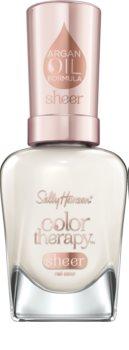 Sally Hansen Color Therapy Sheer подхранващ лак за нокти