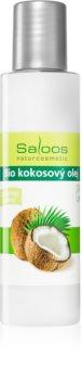 Saloos Bio Coconut Oil huile de coco bio pour peaux sèches et sensibles