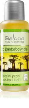 Saloos Oils Bio Cold Pressed Oils baobab olaj