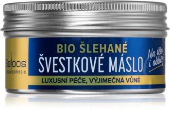 Saloos Bio Butter šlehané švestkové máslo