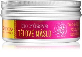 Saloos Bio Butter подхранващо масло за тяло с розово масло