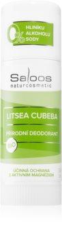 Saloos Litsea Cubeba déodorant solide