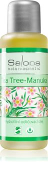 Saloos Make-up Removal Oil odličovací olej Tea Tree-Manuka