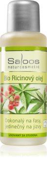 Saloos Oils Cold Pressed Oils рициново олио за лице и тяло