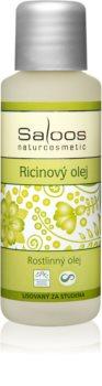 Saloos Oils Cold Pressed Oils ricínový olej na tvár a telo