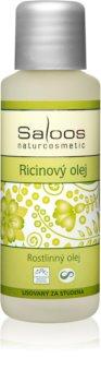 Saloos Oils Cold Pressed Oils ricinusovo ulje za lice i tijelo