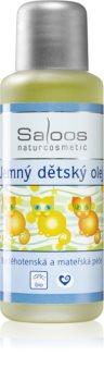 Saloos Pregnancy and Maternal Oil huile douce bébé