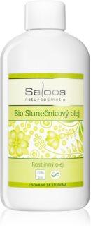 Saloos Oils Bio Cold Pressed Oils bio napraforgóolaj