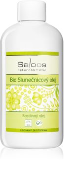 Saloos Oils Bio Cold Pressed Oils óleo de girassol bio