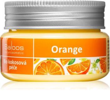 Saloos Bio Coconut Care trattamento al cocco bio Orange