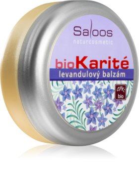 Saloos Bio Karité Lavendel-Balsam