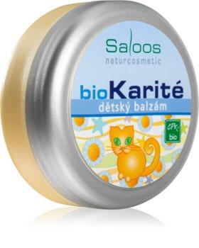 Saloos Bio Karité balsamo per bambini