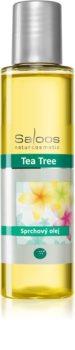 Saloos Shower Oil tusoló olaj Teafa