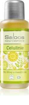 Saloos Bio Body and Massage Oils Körper- und Massageöl Celulinie
