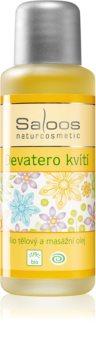 Saloos Bio Body and Massage Oils ulje za masažu tijela devet cvjetova