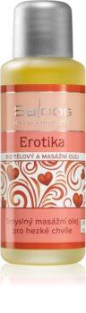 Saloos Bio Body and Massage Oils tělový a masážní olej Erotika