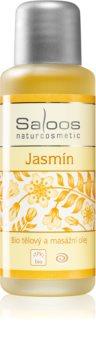 Saloos Bio Body and Massage Oils huile corporelle pour massage Jasmin