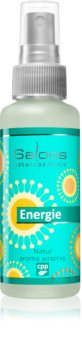 Saloos Natur Aroma Airspray Energy spray para o lar