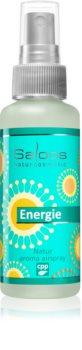 Saloos Natur Aroma Airspray Energy sprej za dom