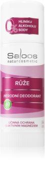 Saloos Růže déodorant solide