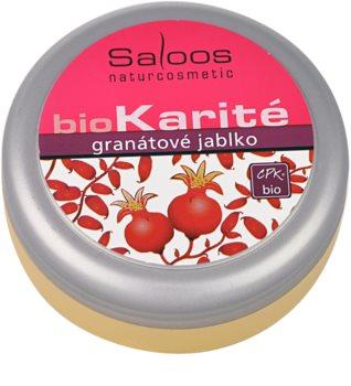Saloos Bio Karité balsamo alla melagrana