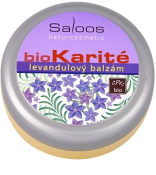 Saloos Bio Karité levanduľový balzam