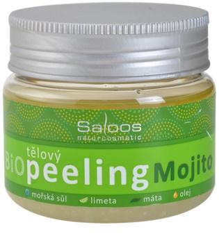 Saloos Bio Peeling scrub corpo mojito