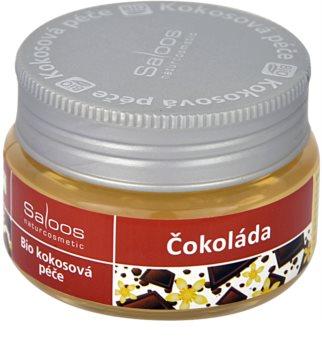 Saloos Bio Coconut Care trattamento al cocco bio Chocolate