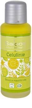 Saloos Bio Body and Massage Oils olio per corpo e massaggi Celulinie