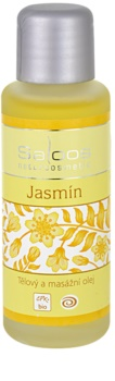 Saloos Bio Body and Massage Oils masažno olje za telo Jasmin