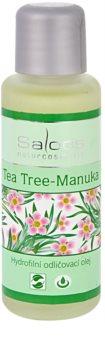 Saloos Make-up Removal Oil olio struccante Albero del the-Manuca